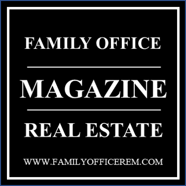 family office magazine RE
